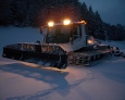 Winter Erlebnisperle Feldis: Pistenbully selber steuern.
